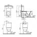 Бачок для унитаза VitrA S50 5422B003-5450